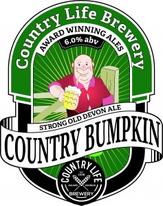 country bumpkin ale country life brewery simon lacey devon